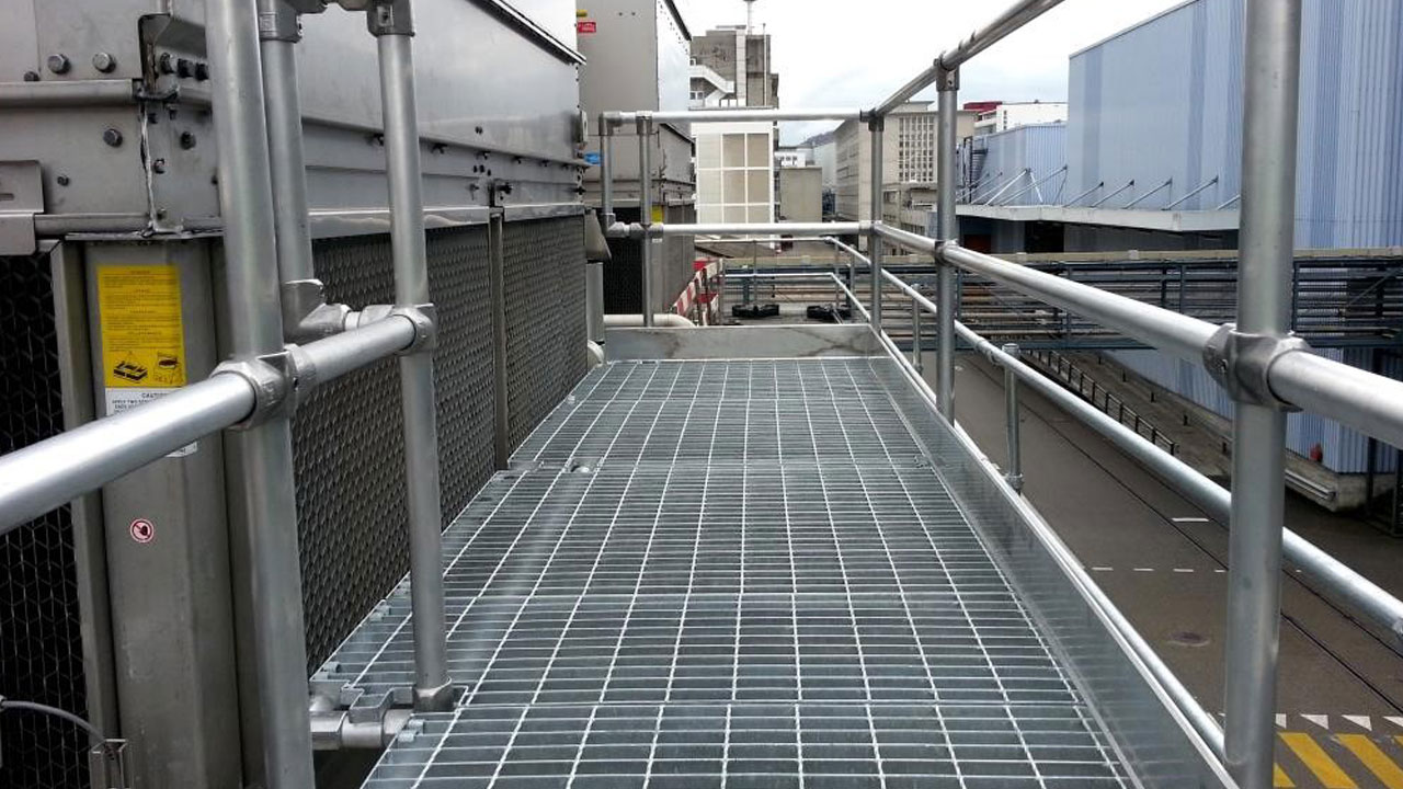 Birla Carbon Ltd – Electro Forged Gratings for 80KLD ZLD Plant.