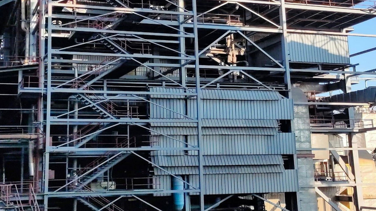 NNTPP (New Neyveli Thermal Power Plant) Unit II – Electro Forged Gratings for Chute Hooper & BOP.