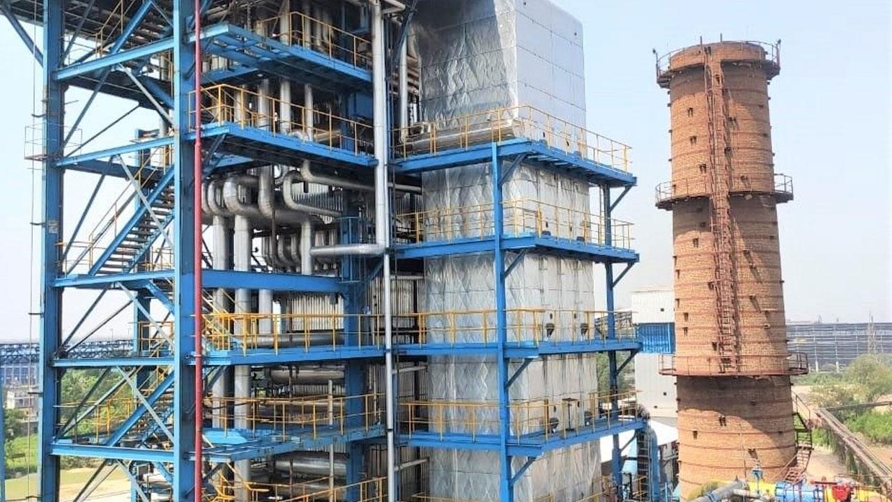 TNPL – Unit II, Mondipatti, TN – Electro Forged Gratings & Steptreads for Recovery Island & Boiler.